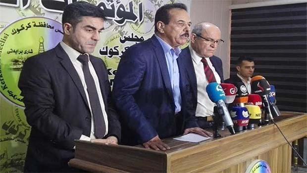 Kerkük Kardeşlik Listesi: Kerkük Kürdistan bölgesine bağlanmalıdır