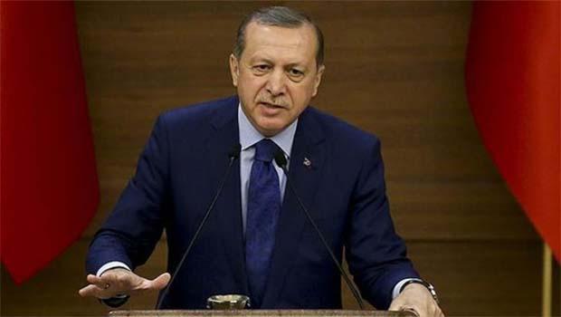Erdoğan'dan El Nusra ve PYD mesajı!