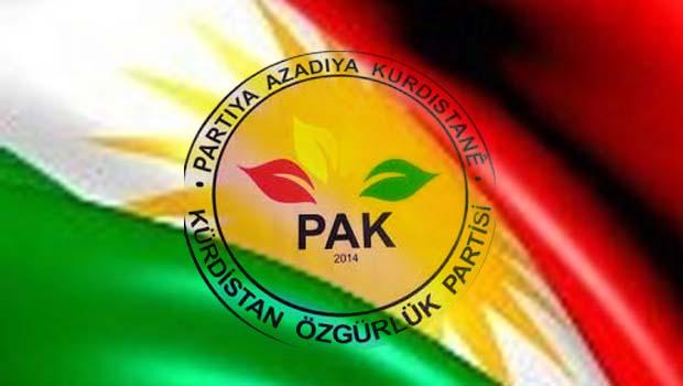 PAK: Kürdistani potansiyel bir partide birleşmeli