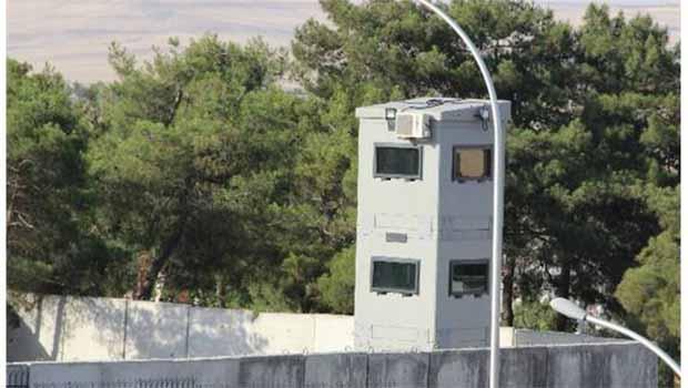 Diyarbakır'da seyyar karakol kuruldu
