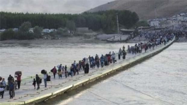 Rojava'dan Güney Kürdistan'a göç devam ediyor