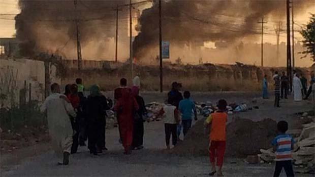 'Kürdistan Bölgesi'ne doğru göç dalgası yaşanabilir'