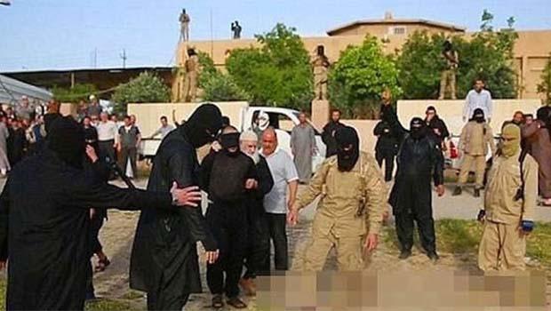 IŞİD bu sefer kaynar kazana attı