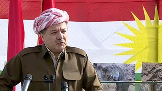 ABD: Mesud Barzani'nin görevine devam etmesinden yanayız