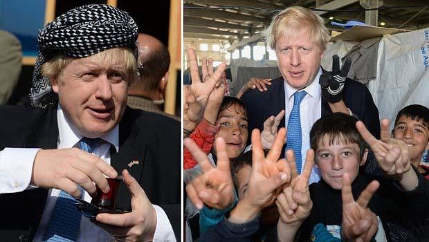 İngiltere'nin yeni Dışişleri Bakanı 'Kürt dostu' Boris Johnson