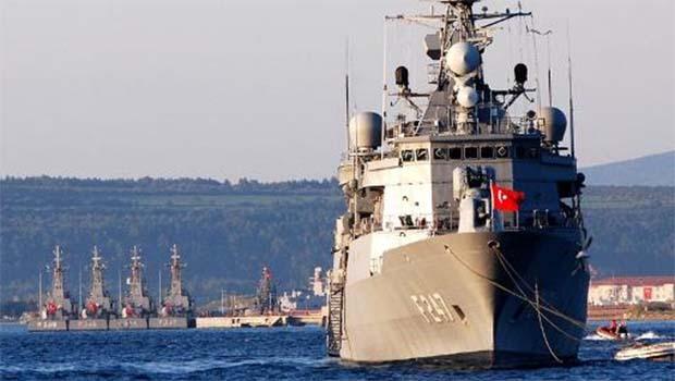 Rusya ve Yunanistan'dan 'kayıp Türk savaş gemisi' açıklaması!