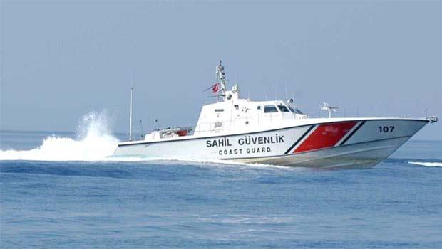 Yunanistan karasularında 2 Türk botuna havadan operasyon düzenleniyor