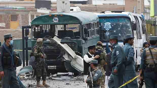 Kabil'de intihar saldırısı: En az 60 ölü, çok sayıda yaralı