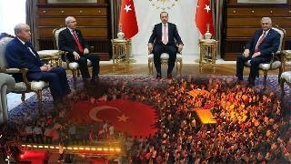 Türkler Tercihlerini Yaptılar Ya Bizimkiler?
