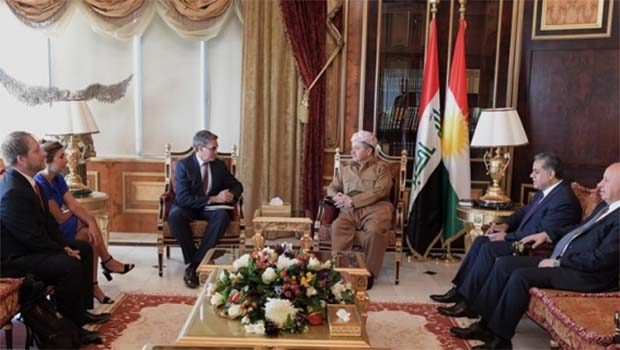 İnsan hakları örgütünden Barzani ve Kürdistan'a övgü