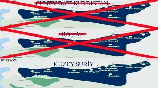 Şehit Kara Ömer'den Rojava karşıtlığına....