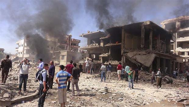 'Rojava'yı kaldıralım ve Qamışlo Kürt şehri değildir'e Cevap
