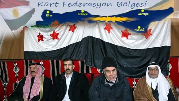 Arap ve Türkmenlerden Kürt anayasası açıklaması