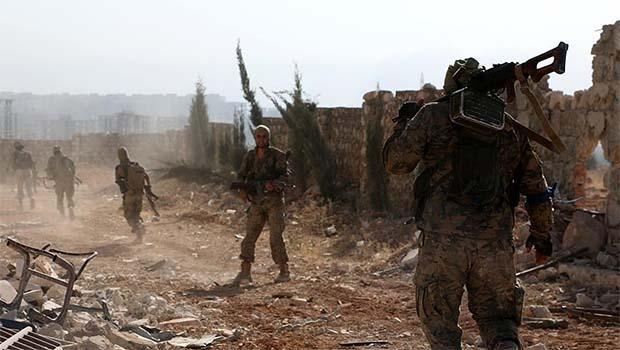 El Nusra ve IŞİD Halep'te kimyasal silah kullanıyor