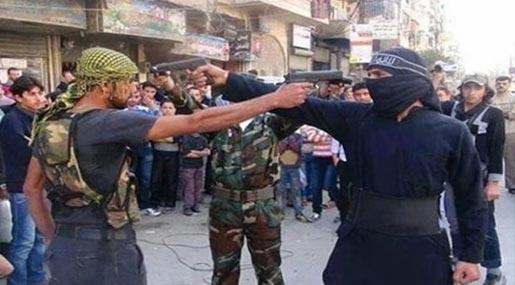 Suriye'de 360 Bin Yabancı Cihatçı