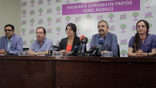 HDP İmralı Heyeti'nden açıklama