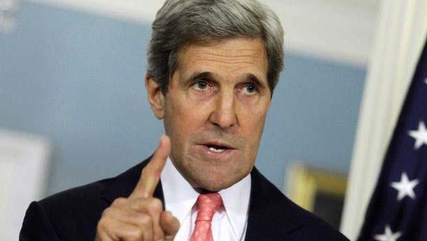 Kerry: Suriye rezaleti çok uzun sürdü!