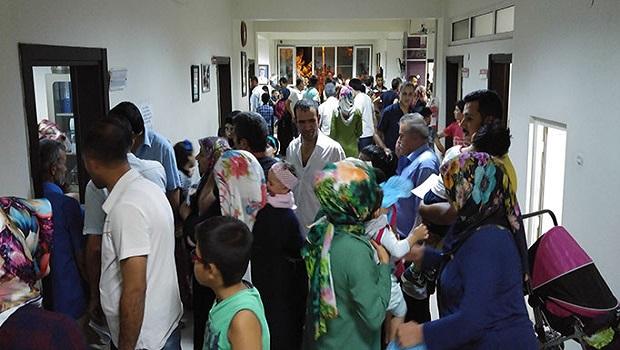 Elbistan'da binlerce kişi zehirlendi, sağlık kuruluşları alarma geçti