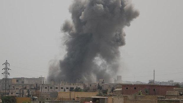 Afrin'de Kürtlere karşı ÖSO-IŞİD-NUSRA ittifağı