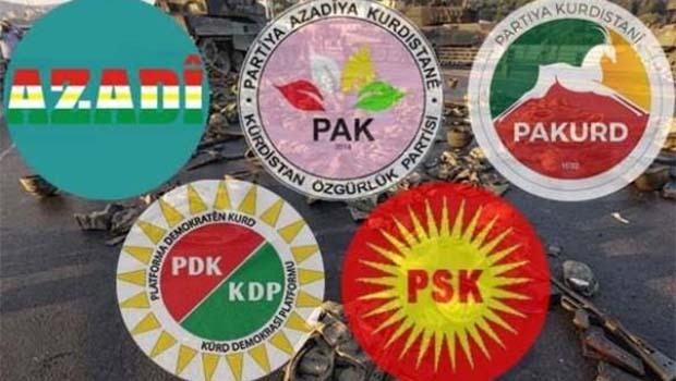 Kürdistani Partilerden 'Dünya Barış Günü ve Kürdistan Meselesi' konferansı