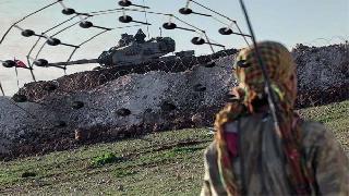 Türkiye, Kürtler için yaptığı kafesin mahkûmu