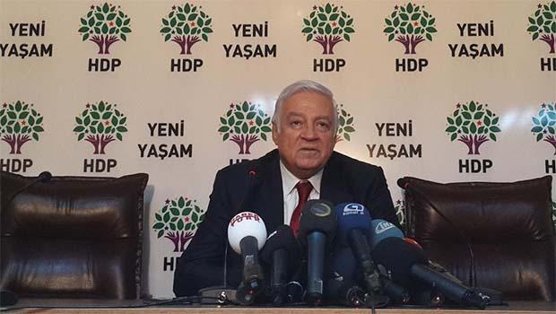 HDP'li Fırat'tan Demirtaş'a eleştiri
