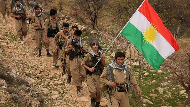 Doğu Kürdistan'da çatışma; 2 Peşmerge şehit!