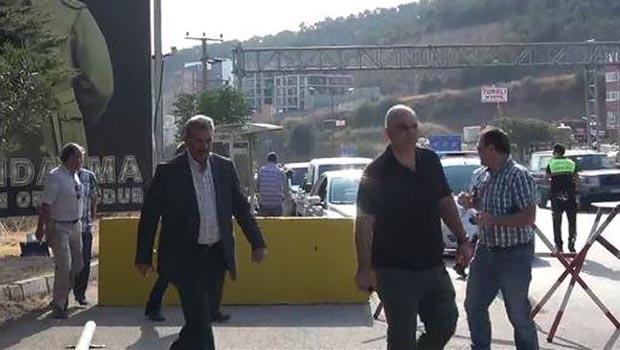 Mehmet Öcalan görüş için İmralı'ya gitti
