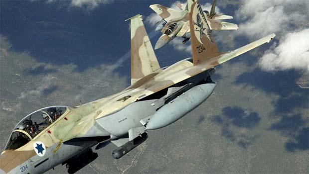 Suriye: Vurduk - İsrail: Uçağımız vurulmadı