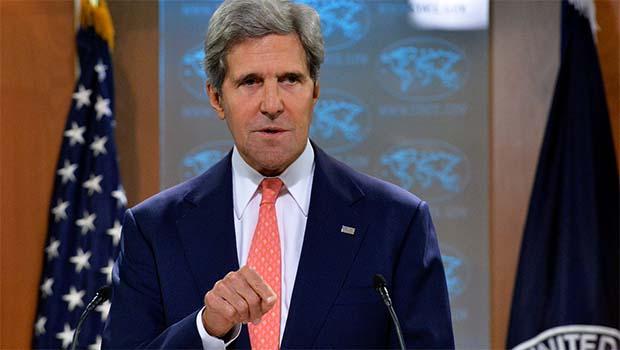 Kerry: Suriye'yi Bir Arada Tutmak İçin Son Şansımız Kaldı