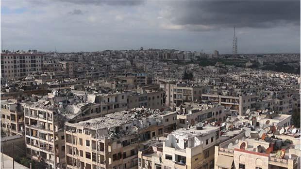 Rusya'dan Suriye'de bir ilk