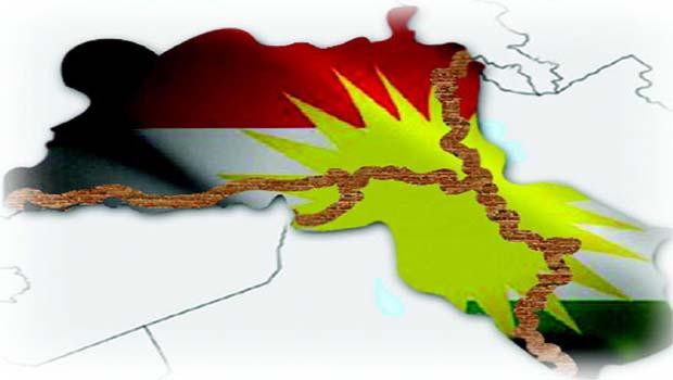 Kürtlerin Bulunduğu Ülkeler Bölünemez!...