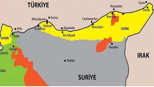 Rojava yönetimi ve Suriye görüşmeye devam ediyor