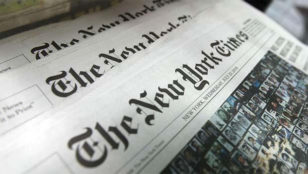 NY Times'tan bir ilk; ABD seçimlerindeki başkan adayını belirledi