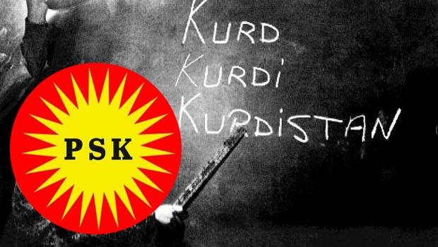 PSK: Kürtçe Resmi Dil Kabul Edilmeli