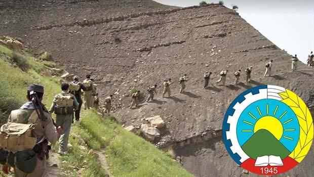 PDK-İ: İşgalcilere karşı olan mücadelemiz, hiçbir zaman durmayacak