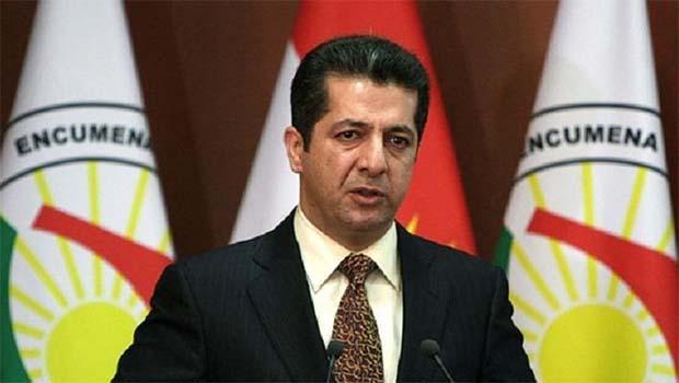 Mesrur Barzani'den Heseke mesajı: Birlik olun
