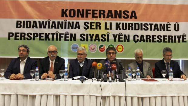 Kurdistani Partilerden ortak açıklama