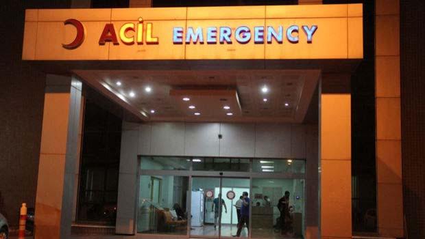 Kars'ta 45 öğrenci hastanelik oldu