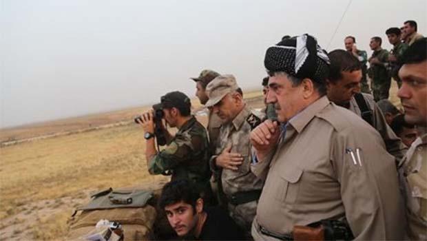 Peşmerge, Ninowa sınırındaki tüm Kürdistan topraklarını kurtaracak