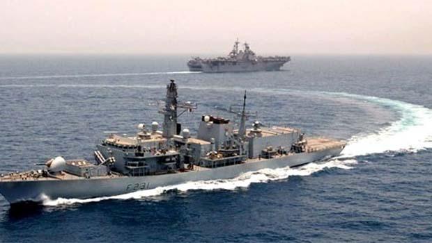 Gerilim tırmandı! İran savaş gemilerini gönderdi