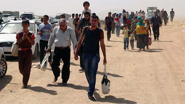 BM'den Musul operasyonu raporu: 700 bin kişi...