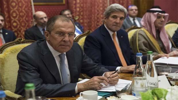 Lavrov: Lozan'da ilginç fikirler gündeme geldi
