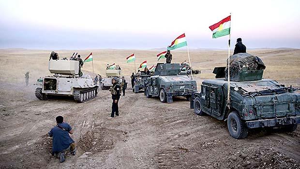 Fotoğraflarla Peşmerge'nin Musul Operasyonu