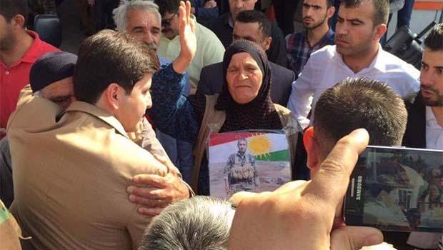 Kuzeyli şehidin annesi: Oğlum tüm Kürdistan'ın şehididir!