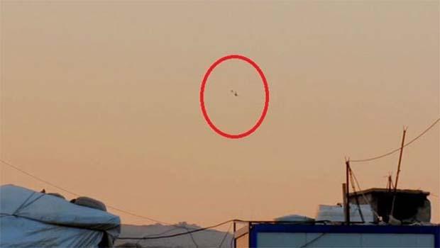 Peşmerge IŞİD'e ait insansız hava aracı düşürüldü
