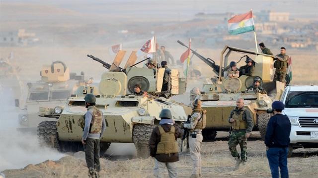 Hepimiz Kürdistan'layız, Musul'layız!