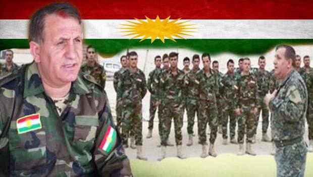 Fotoğraflarla Peşmerge Komutanı 'Şehit' Sait Çürükkaya