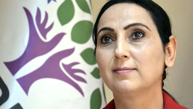 HDP'den Yüksekdağ'a hapis cezasına ilk tepki