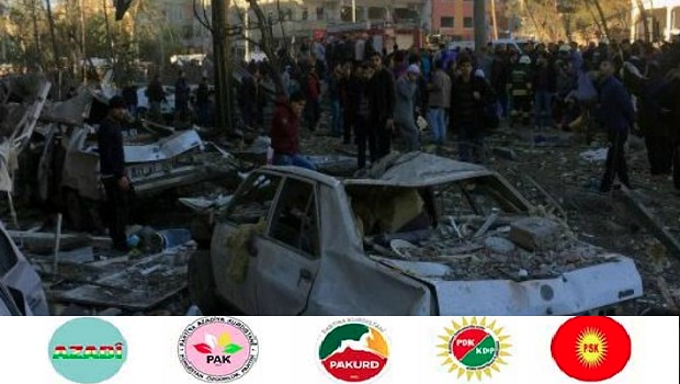Kürdistani Partiler: Faili kim olursa olsun...